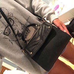 Dune satchel purse